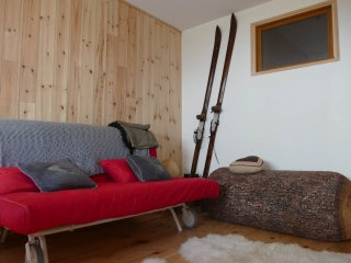 Chalet-Apartment 7-11 pers La Gardiole 200m from the ski lifts of, Saint-Chaffrey