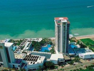 Wyndham El Cid El Moro Beach Hotel Ocean View!