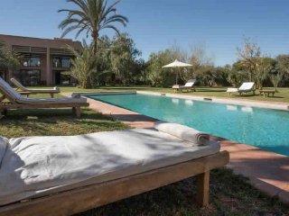 luxury 3 bedrooms in marrakech city, Marraquexe