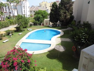 Torrablanca 2bed 1bath Apart with AIRCON & WIFI