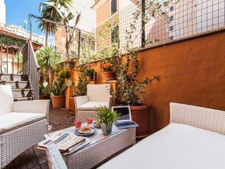 Castel Terrace Trastevere Station Free Wifi AC
