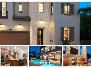 Stunning Family Home - Movie Theatre, Private Pool, Reunion