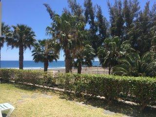 Apartamento en la playa de San Agustín
