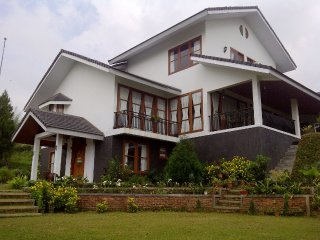 Villa Lembah Hijau at Ciater Highland Resort