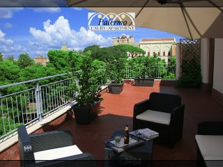 Palermo Luxury Apartment, Charming Penthouse