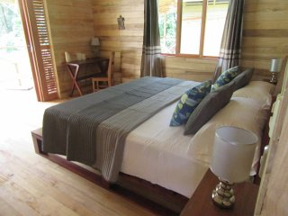 B&B NATURA LODGES:  Tortuga bungalow, Puntarenas
