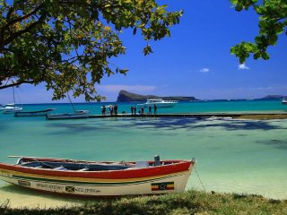 Villas Vacances (near Cap Malheureux Beach)