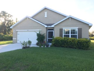 Private 3 BR/2BA in South Gulf Cove, Port Charlotte