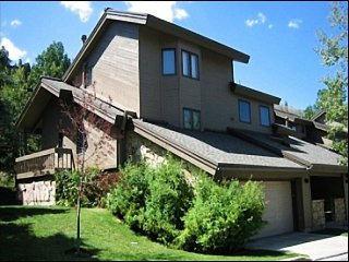 Beautiful Mountain Home  - Recently Remodeled Town Home (24463), Park City