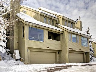 Popular Park City Duplex, Perfect Lowell Avenue Location (201696)