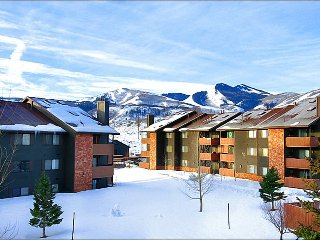 Lovely Mountain Scenery - Great Location (24882), Park City
