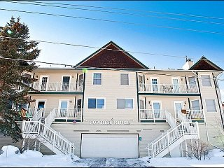 Centrally Located & Spacious Vacation Condo - One Block from the Shuttle (24963), Park City