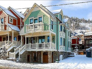 Walk to Dining and Shopping - Private Hot Tub (25445), Park City