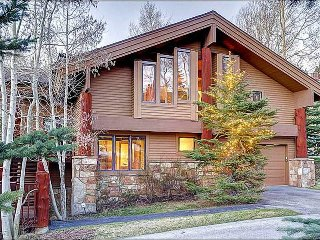 Perfectly Placed Mountain Home - Beautifully Furnished Throughout (7934), Park City