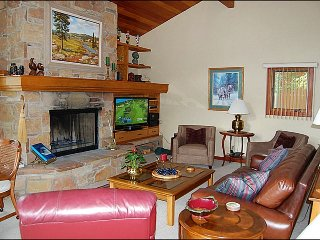 Spacious Residence - Ski Slope Views (8586), Park City
