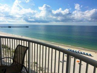 Perfect Beach Getaway! Gulf Balcony, Indoor Pool, Gulf Shores