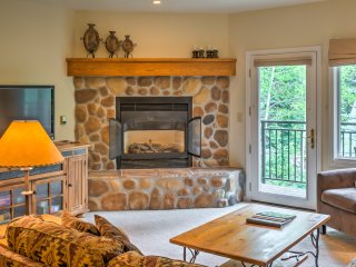 Great Family Condo 3b/2b, Sleeps 9 On Mountain!, Steamboat Springs