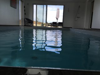 villa petit port piscine int spa  4 CH
