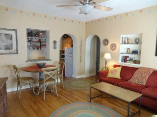 Charming Historic Adobe Close to Everything, Silver City
