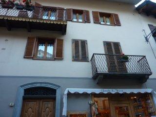 Appartamento centrale nella via pedonale, Courmayeur