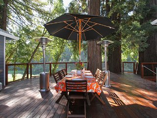 USA Vacation rentals in California, Guerneville CA