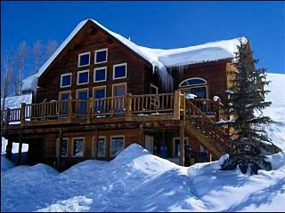 Seclude Mountain Home - Mountain Views (1008), Crested Butte