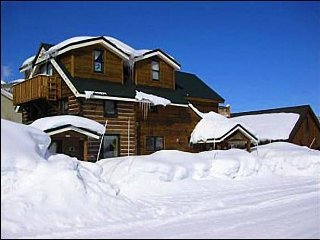 Wonderful Rustic Home - A Favorite Among Guests (1030), Crested Butte