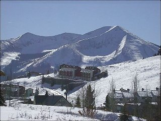 Comfortable Eagle's Nest Condo - Amazing Views (1286), Crested Butte
