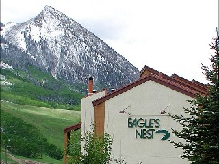 Wonderful Base Area Lodging - Mountain Views (1288), Crested Butte