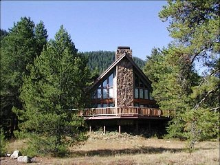 Spacious Home in a Beautiful Wooded Setting - Private Steam Room (1395), Crested Butte