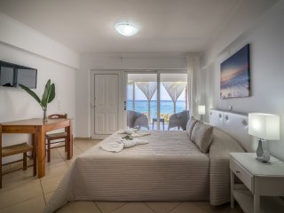 Playa Del Zante - Palm Studio with Sea View, Meso Gerakari