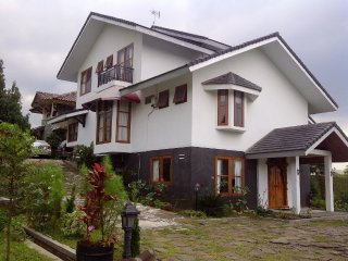 Villa Lembah Hijau at Ciater Highland Resort