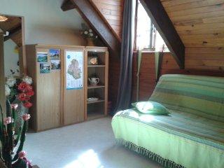 Location Gîte meublé tout confort 2 personnes