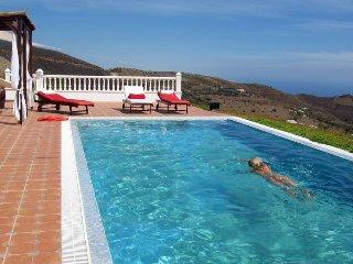 Nido de Aguila 'Cerro del Pozo' - Atardecer : vistas espectaculares al Mar
