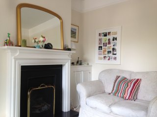 Charming Victorian terraced house close to the sea, Sidmouth