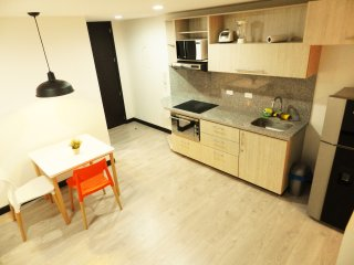 Petit Apartment in Rosales Area