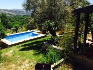 Enchanting cottage with private pool near Ronda