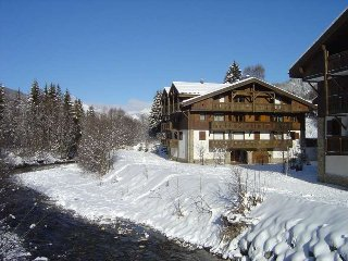 300m From Ski Lift, Riverside Location, Mountain Views, Les Contamines-Montjoie