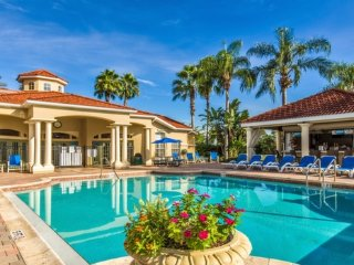 Tinkerbell's Retreat 7 Bed Emerald Island Villa, Kissimmee