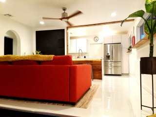 Mid-Century home in Downtown Ft. Lauderdale