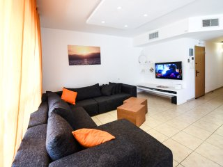 Apartmet near the beach with sea view