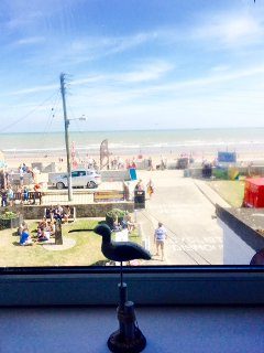 The view from the Apartment x
