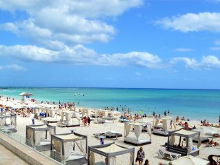 Centric 2 Bedroom Condo Playa del Carmen/5th ave