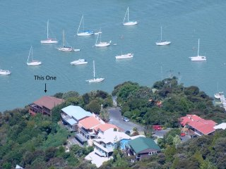 Hannah de Haven -Best View in the Bay of Islands, Opua