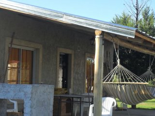 Cabaña y dormis en San Rafael, Mendoza.