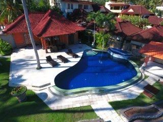 Candidasa Seaview, Villa rama, East Bali
