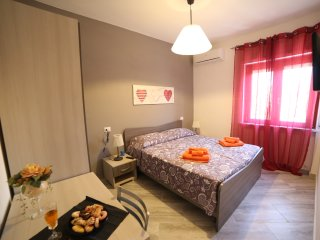 B&B Parco Carrara - Camera Heart, Crotone