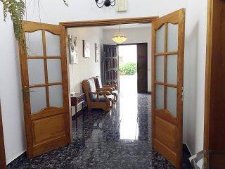 Casa Tropical, Sat-TV,Wifi & Garten, Haría