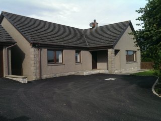 Wheelchair Accessible Holiday Home For All, Aberdeen