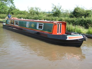 Narrowboat, Alvechurch